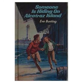 Someone is Hiding on Alcatraz Island