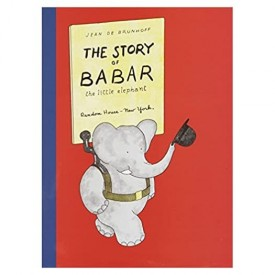The Story of Babar: The Little Elephant (Hardcover)
