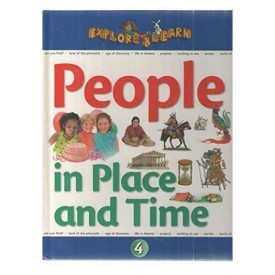 Explore and Learn PEOPLE in PLACE and TIME Volume 4 - Southwestern by Southwestern (Hardcover)
