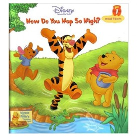 Winnie the Pooh - How Do You Hop So High? Story Book (Hardcover)