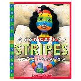 A Bad Case of Stripes (Scholastic Bookshelf)  (Hardcover)