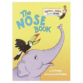 The Nose Book  (Hardcover)