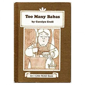 Too Many Babas (An I Can Read Book)  (Hardcover)