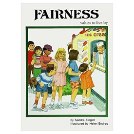 Fairness (Values to Live by) (Hardcover)