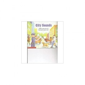 City sounds (Paperback)