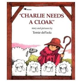 Charlie Needs a Cloak (Paperback)