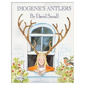 Imogene's Antlers (Reading Rainbow)  (Paperback)
