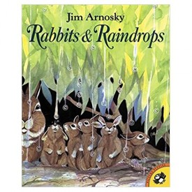 Rabbits and Raindrops (Picture Puffin Books)