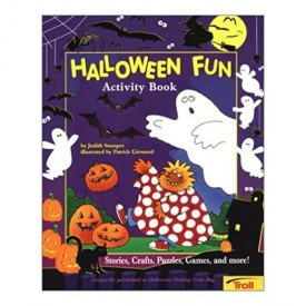 Halloween Fun Activity Book (Holiday Fun Activity Books)