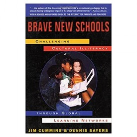 Brave New Schools: Challenging Cultural Illiteracy Through Global Learning Networks (Paperback)