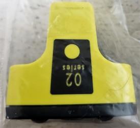 HP 02 Ink Cartridge Yellow C8773WN