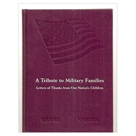 A Tribute to Military Families, Letters of Thanks From Our Nation's Children (Hardcover)