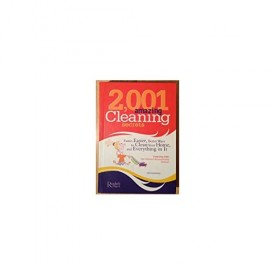 2,001 Amazing Cleaning Secrets (Hardcover)