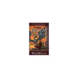 Dragons of Summer Flame (Mass Market Paperback)
