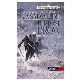 """The Lone Drow (Drizzt """"4: Paths of Darkness"""") (The Legend of Drizzt) (Mass Market Paperback)"""