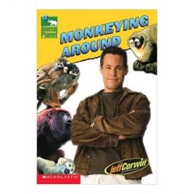 Monkeying Around (Animal Planet #3)