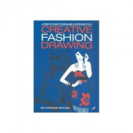 Creative Fashion Drawing (Paperback)