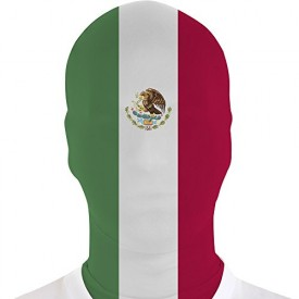 Morphsuit Mask For Halloween - Mexico