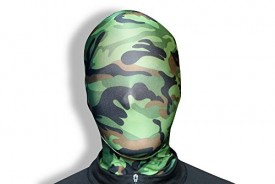 Morphsuit Mask For Halloween - Combat