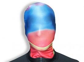 Morphsuit Mask For Halloween - Tie Dye