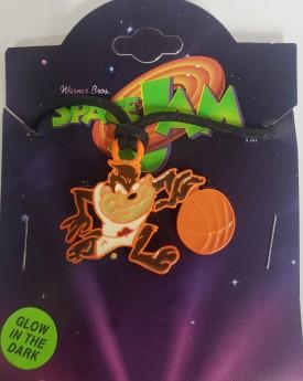"Starline Looney Tunes Space Jam Jewelry - Tasmanian Devil ""Taz"" Necklace"