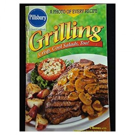#243: Grilling Crisp, Cool Salads, Too! (Pillsbury) (Cookbook Paperback)