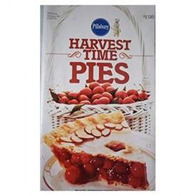 Harvest Time Pies #45 (Pillsbury) (Cookbook Paperback)