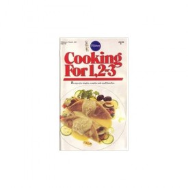 Cooking for 1, 2 or 3 - #40 (Pillsbury) (Cookbook Paperback)