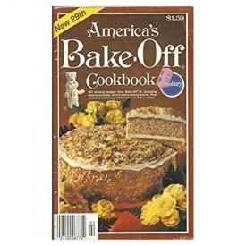 America's Bake-Off Cookbook 29th (Pillsbury) (Cookbook Paperback)