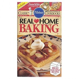 #165: Real Home Baking  (Pillsbury) (Cookbook Paperback)