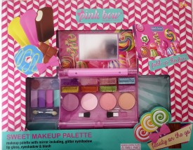 Pink Bow by Jacky & Lauren Sweet Makeup Palette