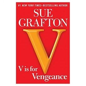 """V is for Vengeance: A Kinsey Millhone Novel Hardcover  (Hardcover)"""""""