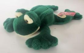 "Russ Berrie & Co ""Fleegle"" The Frog Plush"