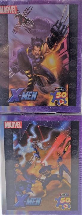 Marvel X-Men & Wolverine Mini Puzzles 2 Box Set