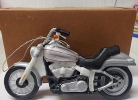 Harley Davidson Porcelain Ornament Deuce
