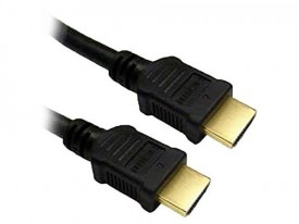 Hype 6 HDMI v1.4 (M) to HDMI (M) High Speed Gold-Plated Connectors & 3D Ready