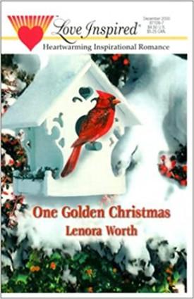 One Golden Christmas (Love Inspired #122) (Mass Market Paperback)