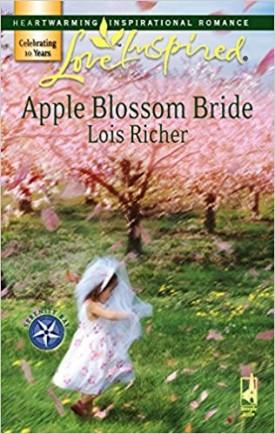 Apple Blossom Bride (Serenity Bay, Book 2) (Love Inspired #389) (Mass Market Paperback)