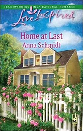 Home At Last (Love Inspired) (Mass Market Paperback)