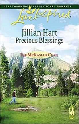 Precious Blessings (The McKaslin Clan: Series 3, Book 2) (Love Inspired #383) (Mass Market Paperback)