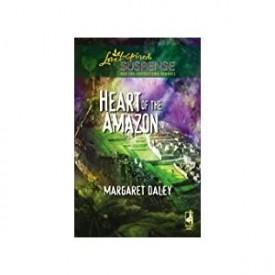 Heart of the Amazon (Heart of the Amazon Series #1) (Steeple Hill Love Inspired Suspense #37) (Mass Market Paperback)