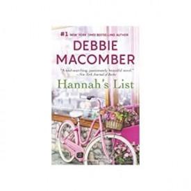Hannah's List: A Romance Novel (A Blossom Street Novel, 7) (Mass Market Paperback)