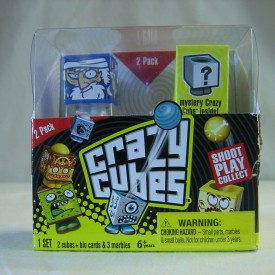 Crazy Cubes Medieval Cubes Wizard & Mystery