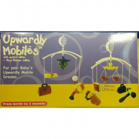 Baby Crib Mobile Future Lawyer Upwardly Mobiles Musical Brahms Lullaby
