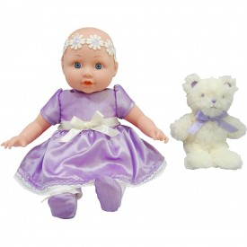 My Sweet Love - Premier Baby Doll and Plush Bear