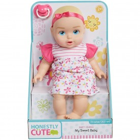 Honestly Cute My Sweet Baby 14 Inch Baby Caucasian Blue Eyes