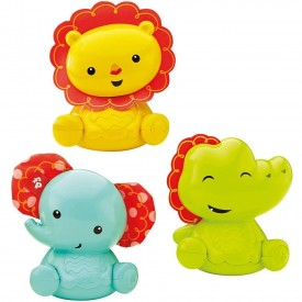 Fisher-Price Roly-Poly Pals Infant Toy