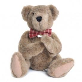 """Boyds Mr. Smythe Teddy Bear 8.5"""" Sitting"""
