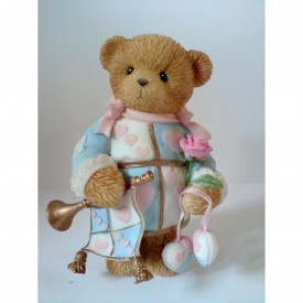 """Cherished Teddies """"Our Love Is the Greatest Gift"""" 114042"""