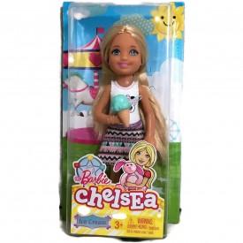 Barbie Chelsea with Ice Cream